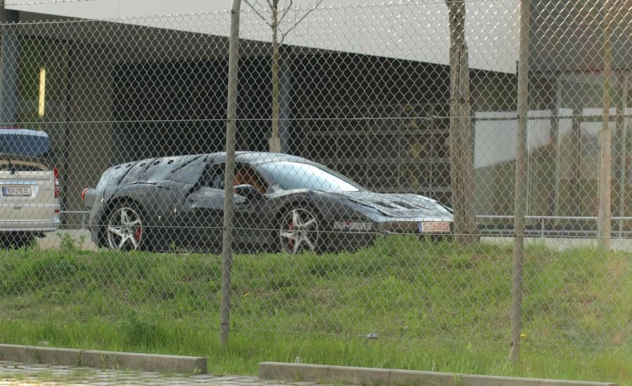 Ferrari Enzo Replacement F70 Spy Photos News Car And Driver