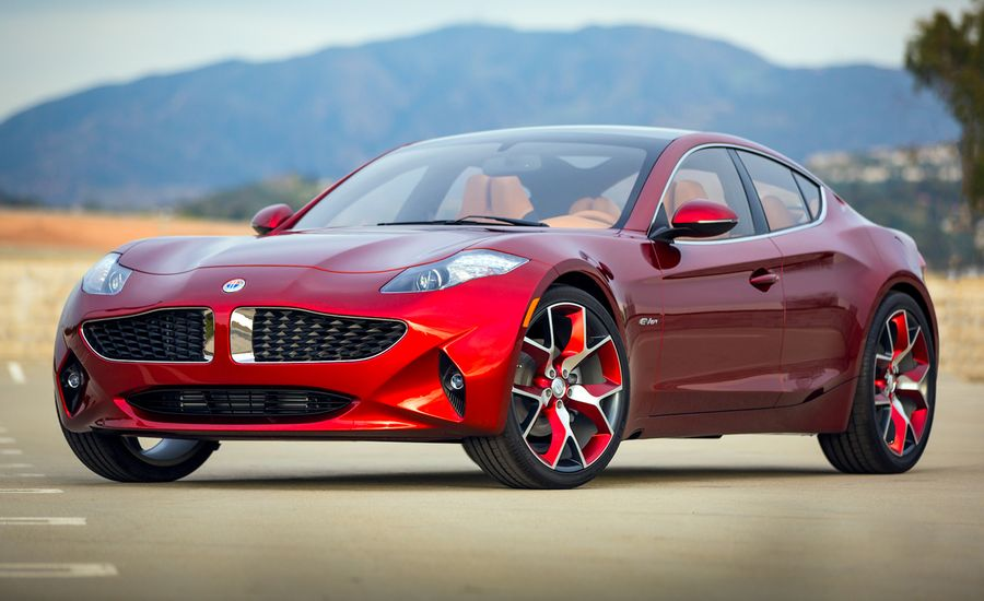 Fisker Atlantic Concept Official Photos and Info | Auto Shows | Car ...