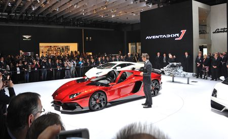 Lamborghini Aventador Jota