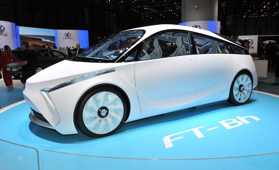 Toyota FT-Bh Hybrid Concept