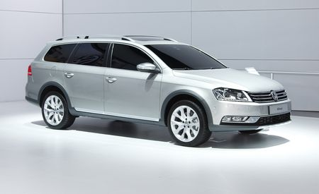 Volkswagen Alltrack Concept