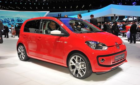 Volkswagen Swiss Up! / Winter Up! / Cargo Up! / X Up! Concepts