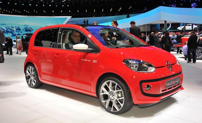 Volkswagen Swiss Up! / Winter Up! / Cargo Up! / X Up! Concepts