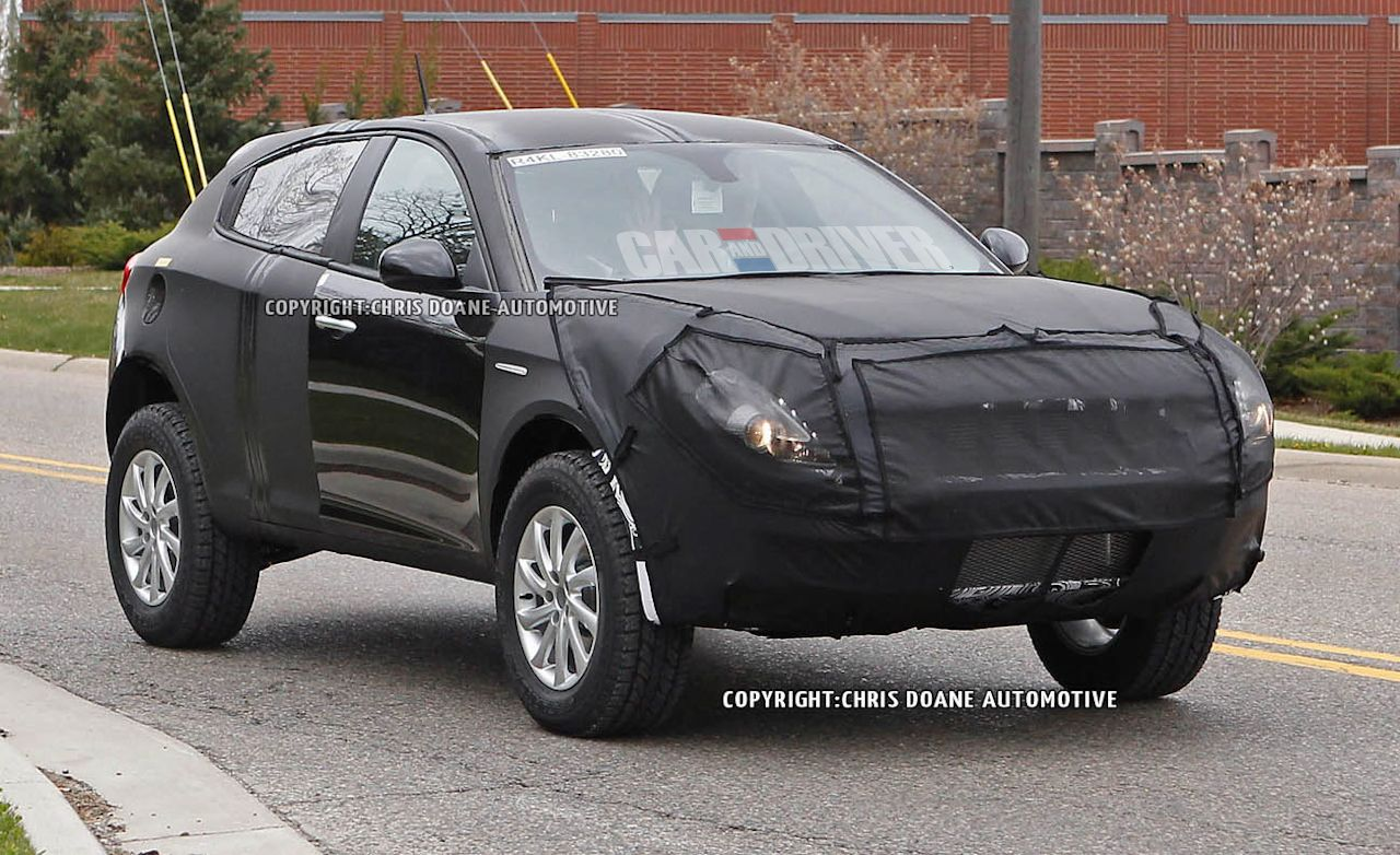 2014 Jeep Liberty Spy Photos