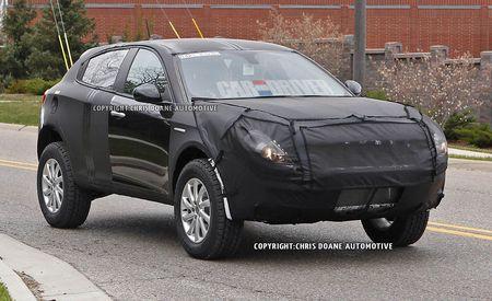 2014 Jeep Liberty Spy Photos