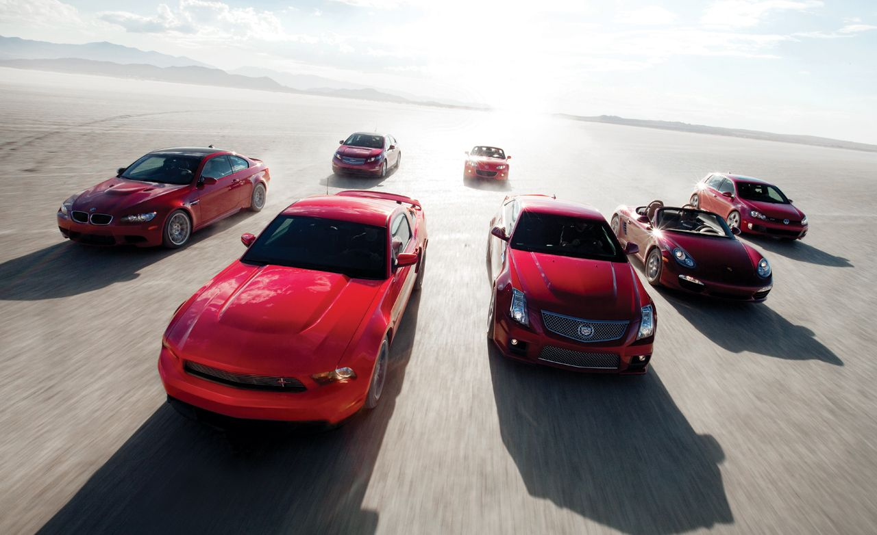 2011 10Best Cars, Tech, Concepts, and More