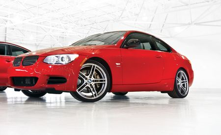 2012 BMW 3-series / M3