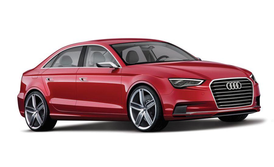Audi A Future Cars Car And Driver - Audi car 2014