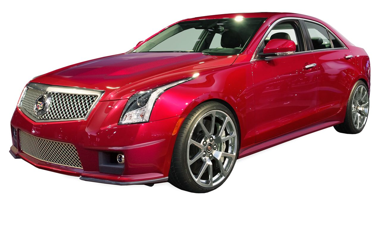 2015 cadillac ats 36 test review car and driver sciox Choice Image