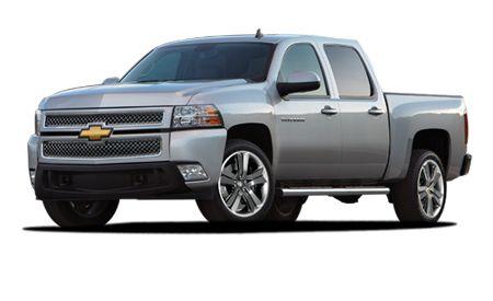 2014 Chevrolet Silverado / GMC Sierra