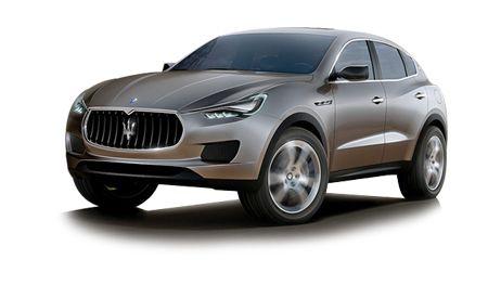 2014 Maserati Kubang