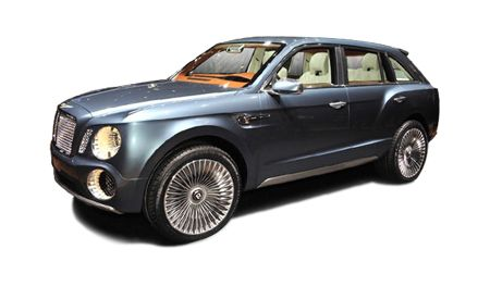 2015 Bentley SUV