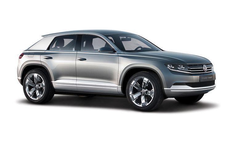 2015 Volkswagen Cross Coupé
