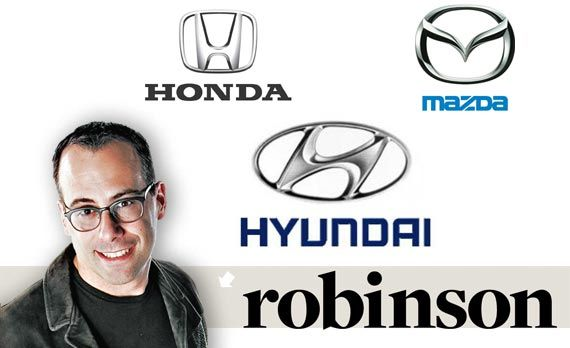 Aaron Robinson: Can We Please Get a Little More Honda and Mazda Out of Hyundai?