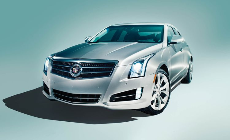 Dissected: 2013 Cadillac ATS