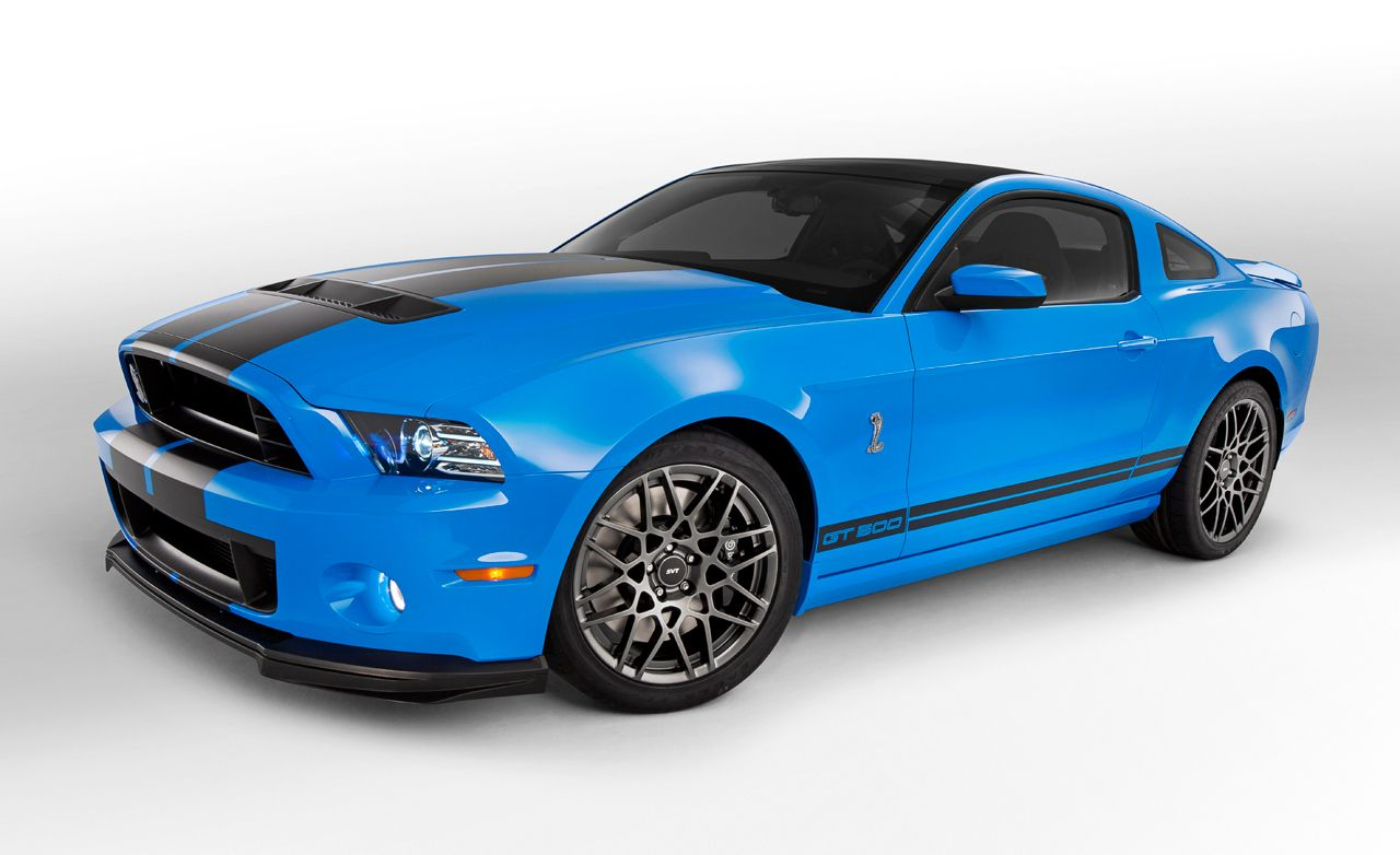 In Depth: 2013 Ford Mustang Shelby GT500