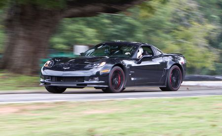 Lightning Lap 2012: 2012 Chevrolet Corvette ZR1