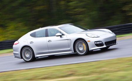 Lightning Lap 2012: 2012 Porsche Panamera Turbo S