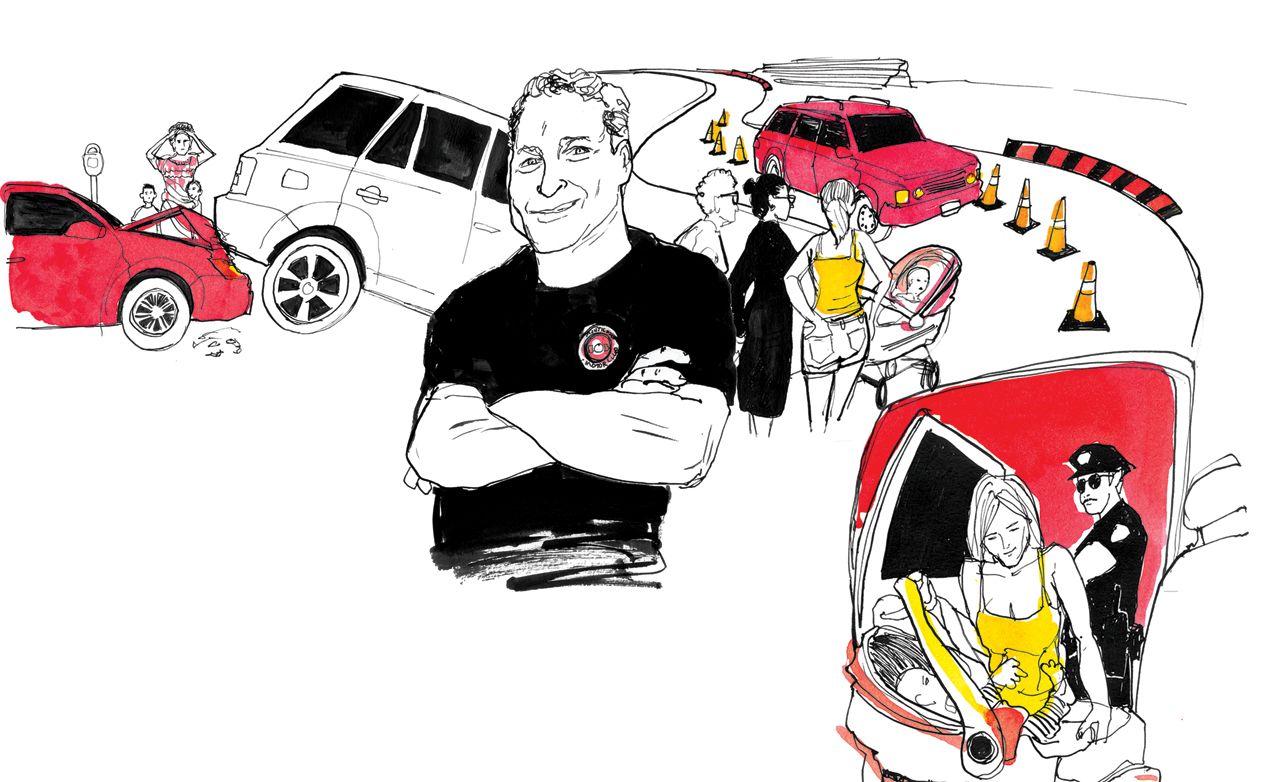 Precious Cargo: A Day at Nanny Driving School