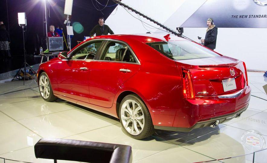2013 Cadillac ATS - Slide 1