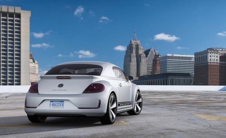 Volkswagen E-Bugster concept - Slide 6