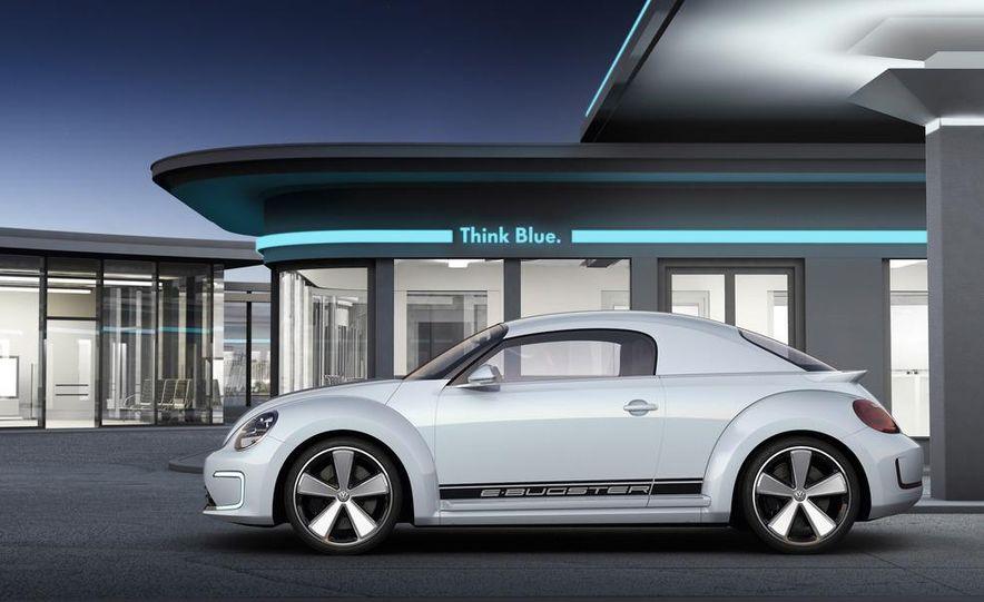 Volkswagen E-Bugster concept - Slide 7