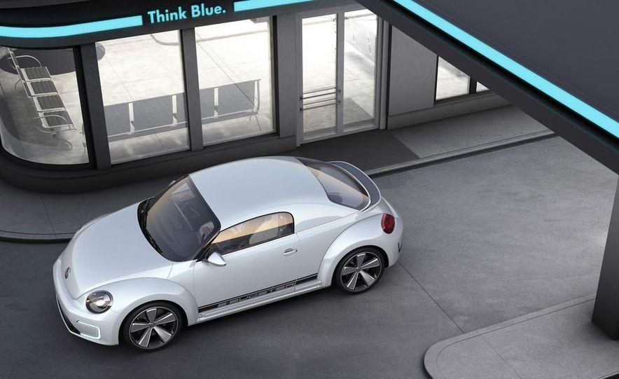 Volkswagen E-Bugster concept - Slide 8