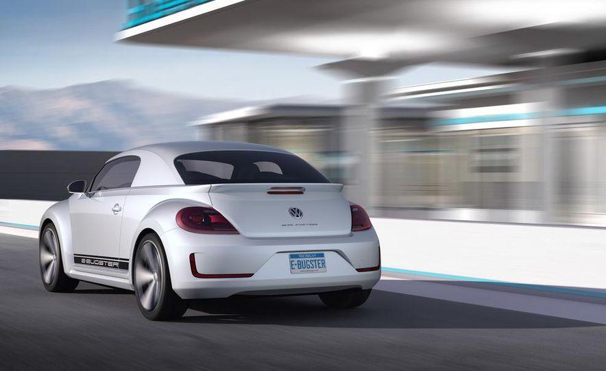 Volkswagen E-Bugster concept - Slide 10