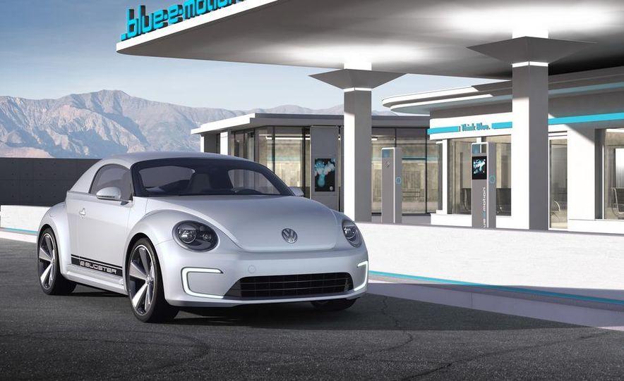 Volkswagen E-Bugster concept - Slide 11