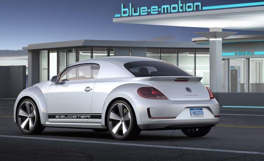 Volkswagen E-Bugster concept - Slide 13