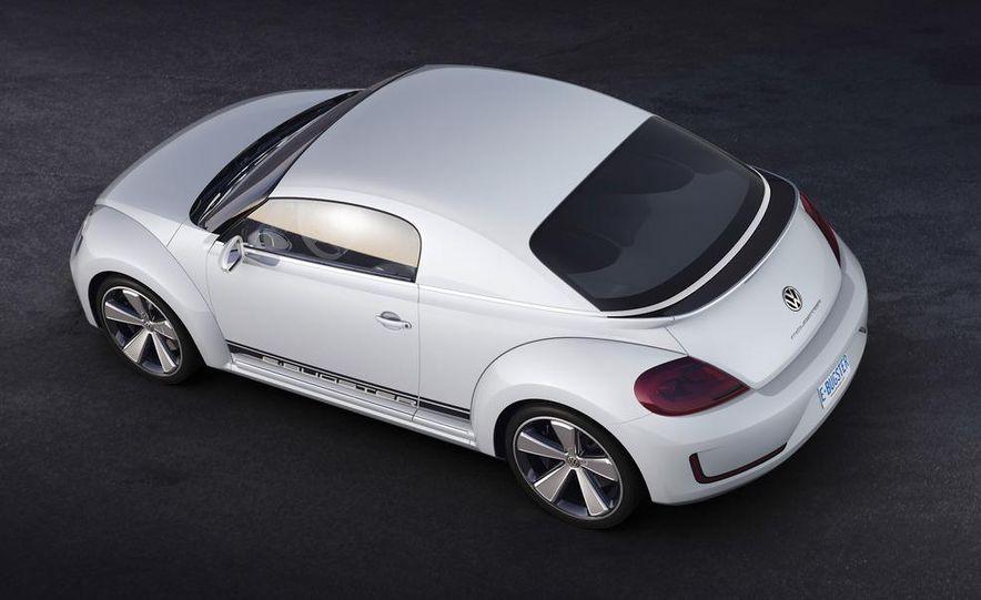 Volkswagen E-Bugster concept - Slide 14