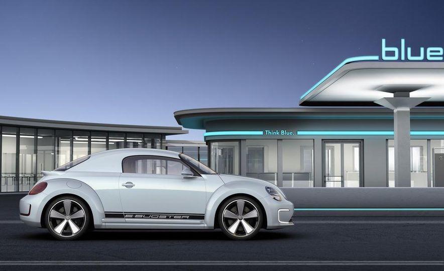 Volkswagen E-Bugster concept - Slide 15
