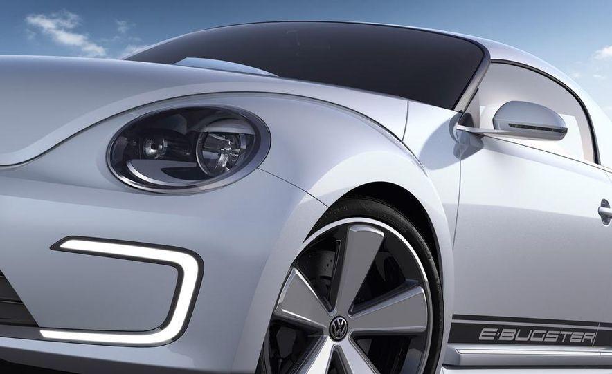 Volkswagen E-Bugster concept - Slide 17