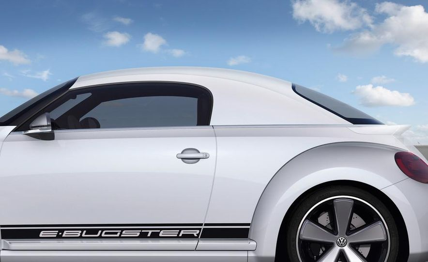 Volkswagen E-Bugster concept - Slide 18