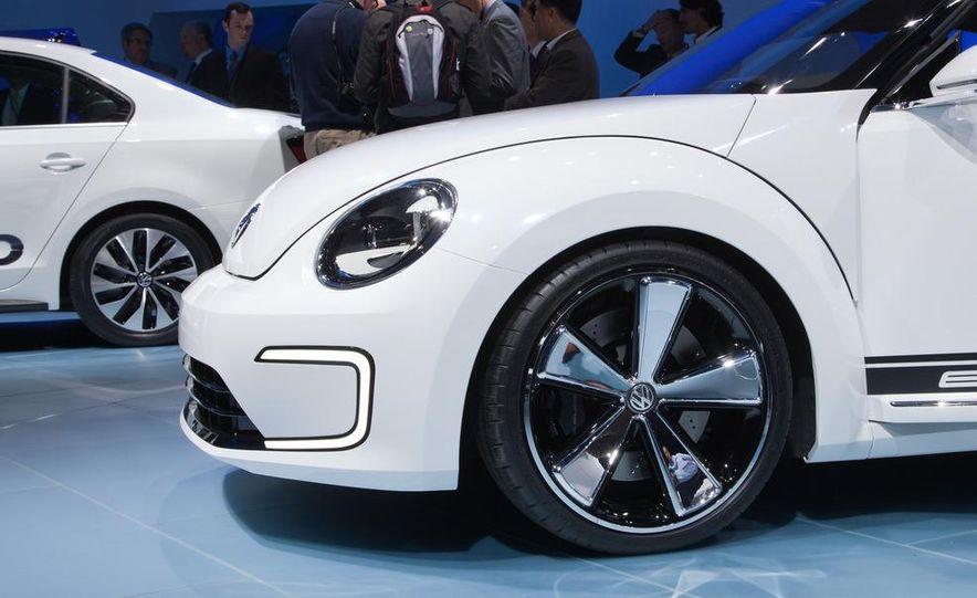 Volkswagen E-Bugster concept - Slide 5