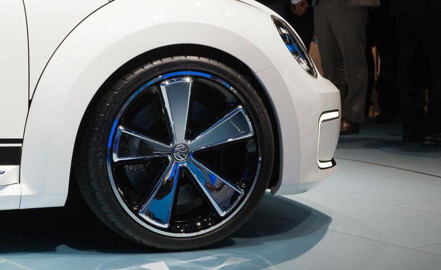 Volkswagen E-Bugster concept - Slide 3