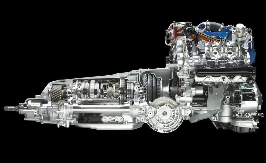 2013 Bentley Continental GT V8 - Slide 28