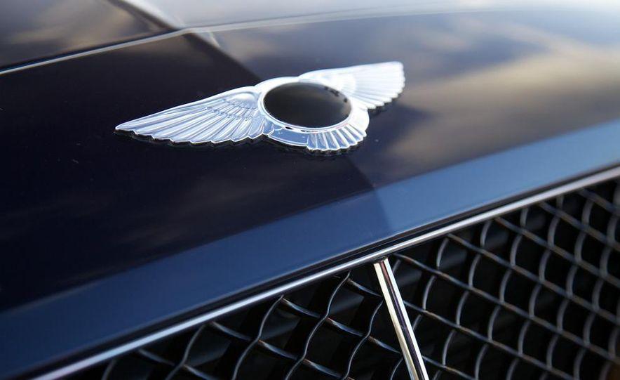 2013 Bentley Continental GT V8 - Slide 25