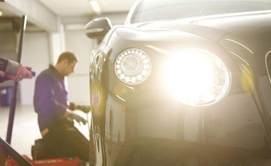 2013 Bentley Continental GT V8 - Slide 26