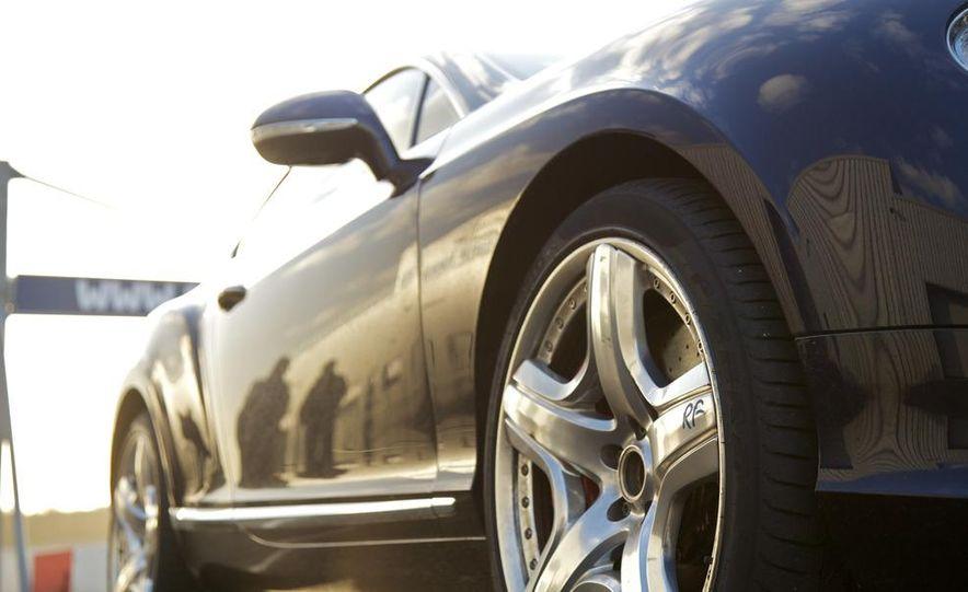 2013 Bentley Continental GT V8 - Slide 20