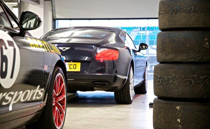 2013 Bentley Continental GT V8 - Slide 21