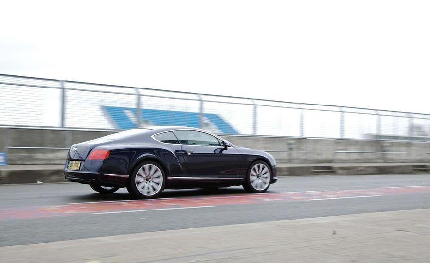 2013 Bentley Continental GT V8 - Slide 1