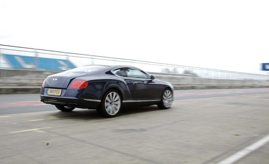 2013 Bentley Continental GT V8 - Slide 2