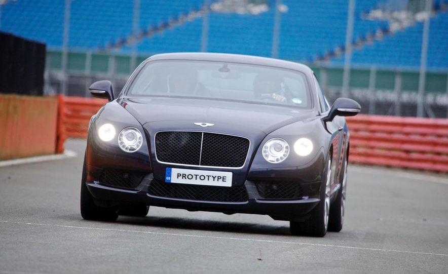2013 Bentley Continental GT V8 - Slide 3