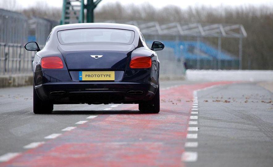2013 Bentley Continental GT V8 - Slide 4