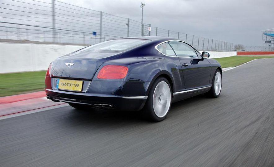 2013 Bentley Continental GT V8 - Slide 12