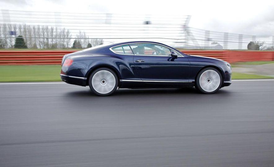 2013 Bentley Continental GT V8 - Slide 14