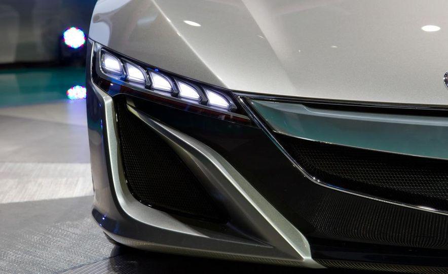 Acura NSX concept - Slide 23