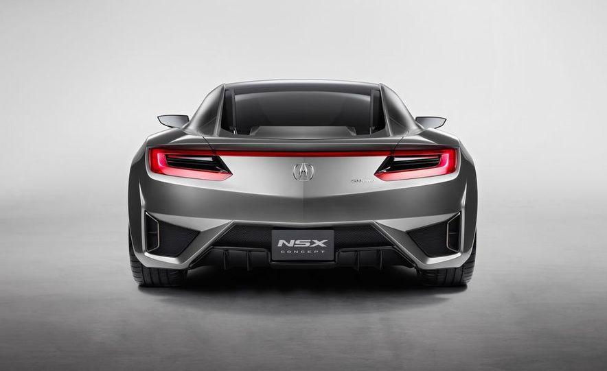 Acura NSX concept - Slide 27