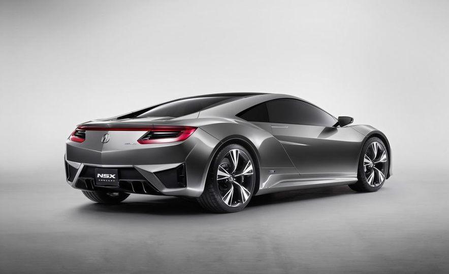 Acura NSX concept - Slide 28